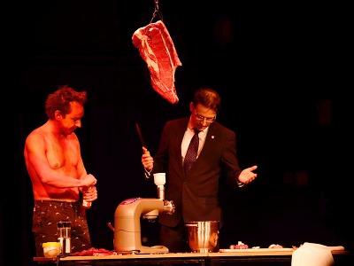 Festival Modrý Kocour 2018 slíbil maso a bylo maso!