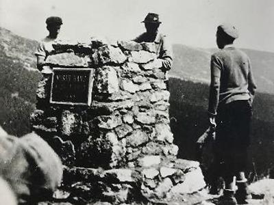 Pietní akce se koná tradičně na Den Horské služby v Krkonoších