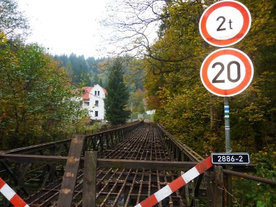 Finišují rekonstrukce mostů ve vlastnictví kraje, další opravy se připravují