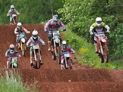 Třetí závod seriálu Motocross cup přivítala Nová Paka
