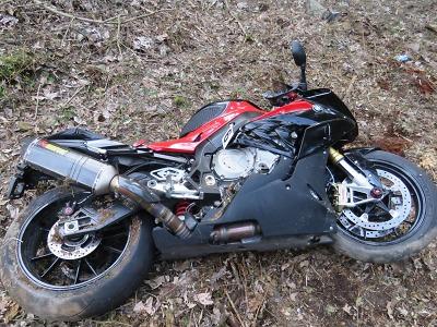 Do dubna zemřelo v Libereckém kraji při nehodách méně lidí