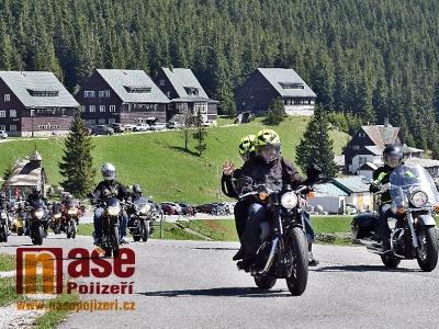 Obrazem: 15. Motorkářské požehnání ve Vrchlabí