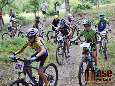 Obrazem: 10. ročník závodu horských kol ve vrchlabském parku