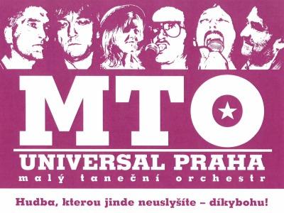 MTO Universal Praha zahraje v sokolovně Bzí