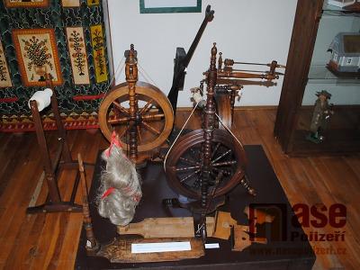 Půdní prostor semilského muzea patří Tajemství řemesel našich předků