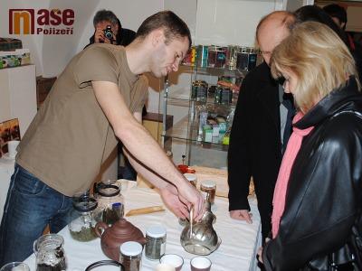 FOTO: V muzeu proběhla vernisáž výstavy Je libo čaj?