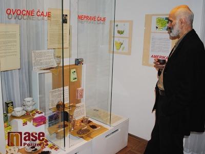 Výstavu o historii čajů oživí cestopisná povídání o Tibetu a Patagonii