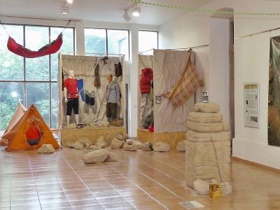 Realizace horolezeckého muzea v Turnově se přiblížila