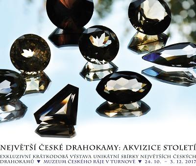 V klenotnici turnovského muzea spatříte největší české drahokamy