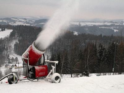 Inspektoři ČIŽP zkontrolovali ski areály. Výrazně se polepšily