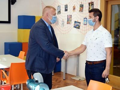 Školy v regionu se dočkají nového vybavení, pomůcky již mají v Turnově