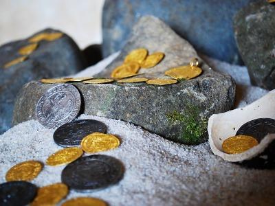 Frýdlant má svůj poklad. Byl nalezen v zámeckém rybníku