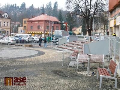 Kriminalisté již vyšetřili incident v prodejně na semilském náměstí