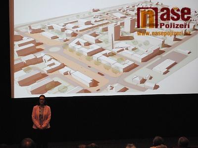V Semilech ukázali návrhy Tigridova náměstí i autobusového nádraží