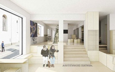 Informační centrum v Turnově získá nové návštěvnické prostory