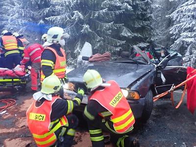 Od začátku roku zemřeli na silnicích v Libereckém kraji dva lidé