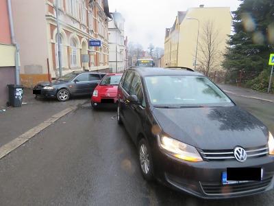 Za první čtvrtletí je počet nehod v Libereckém kraji nižší