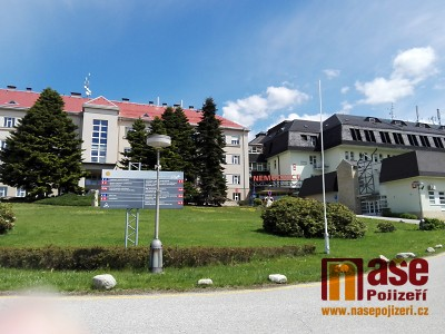 Liberecký kraj se stane akcionářem jilemnické a semilské nemocnice