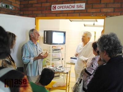 FOTO: Den otevřených dveří v semilské nemocnici