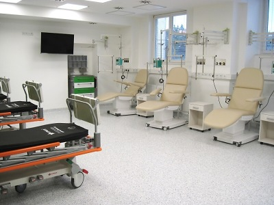 Investice do turnovské nemocnice se po fúzi téměř ztrojnásobily