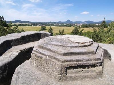 Méně známé, ale zajímavé místo kraje: Dutý kámen