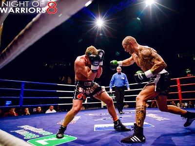 Pokračování Night of Warriors v Liberci s novým ringem