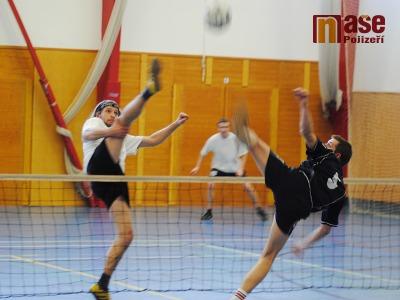 FOTO: Nohejbalový Joska cup kořistí družstva Plazů, Semily čtvrté