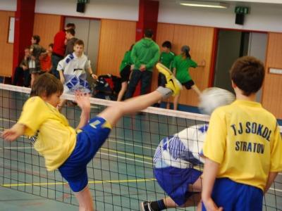 Nohejbalový Elite cup byl poprvé zařazen do českého poháru