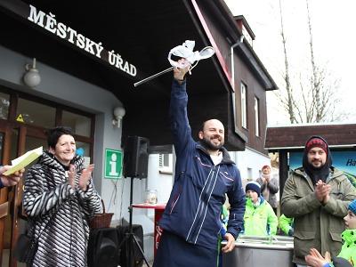 Ocenění za nejlepší novoroční česnečku 2018 získala restaurace Terassa