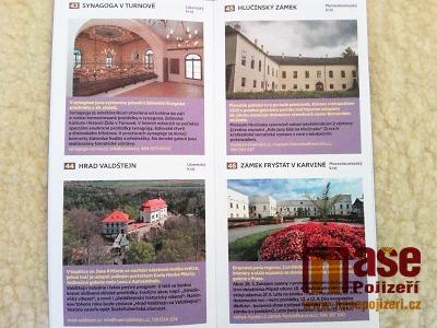 Valdštejn a Synagoga Turnov se zapojily do soutěže Objevuj památky