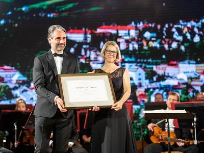 Ocenění Opera Civitatem pro město Semily