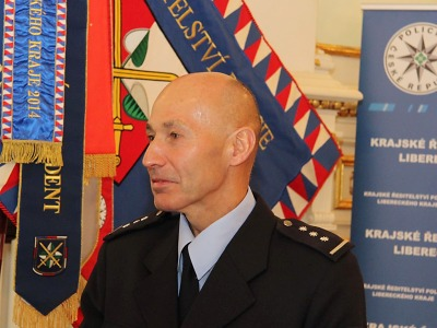 Jaroslava Balatku ocenili za 40 let práce u policie