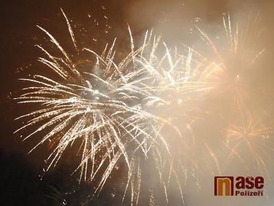 V Turnově opět chystají Novoroční ohňostroj