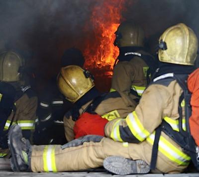 Krajským hasičům bude sloužit nový ohňový polygon v Raspenavě
