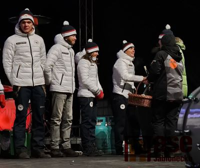 Jablonec přivítal sportovce regionu po návratu z olympiády