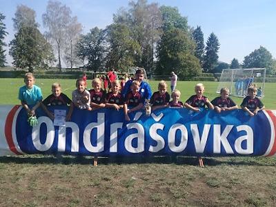 Lomnické naděje vyhrály skupinu a postupují dál v Ondrášovka cupu