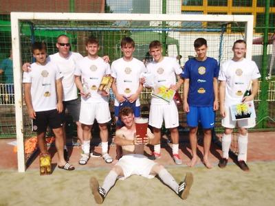 Sedmý ročník turnaje O Pelechovský pohár vítězný pro tým Da Giorgio