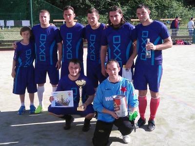 Druhý ročník turnaje O Pelechovský pohár vyhrál Oxxo Team