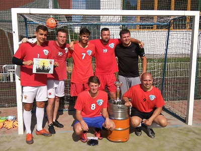Třetí ročník turnaje O Pelechovský pohár vyhrál tým SK Brod