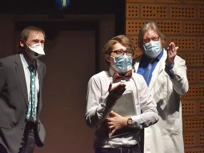 Divadlo F. X. Šaldy uvádí první online divadelní seriál Operace Archa