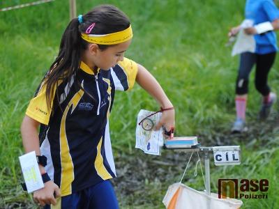 Žáci pátých tříd z Turnova běželi přebor v orientačním běhu