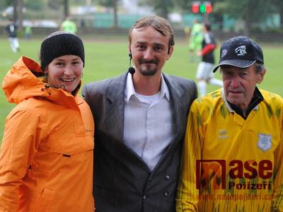FOTO: V Jilemnici oslavili 100 let místního fotbalu