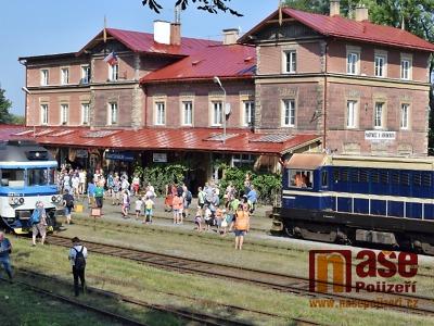 O cenu památkářů se uchází nádraží Martinice a Beranův hostinec