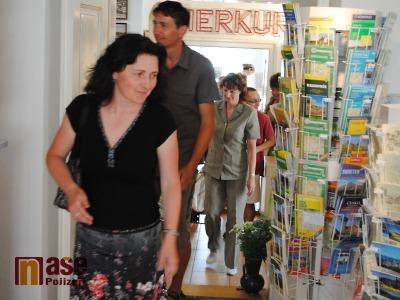 FOTO: V semilském muzeu otevřeli kancelář informačního centra