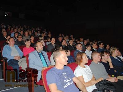 FOTO: Filmem Všechno bude otevřeli zrekonstruované lomnické kino