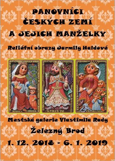 V galerii Vlastimila Rady chystají výstavu o českých panovnících