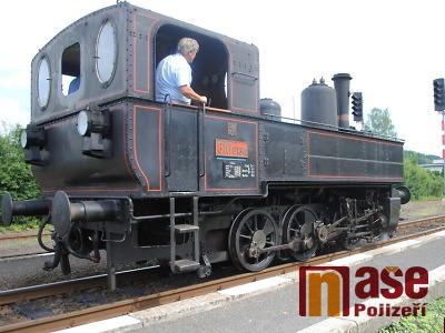 Lokálka z Mladé Boleslavi do Staré Paky slaví 110 let