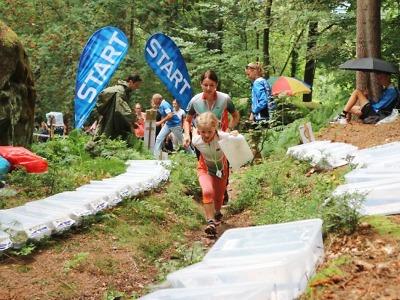 Orientační běžci míří do Kacanov, zažít Pěkné prázdniny!