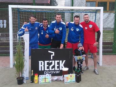 V turnaji O Pelechovský pohár obhájil vítězství SK Brod