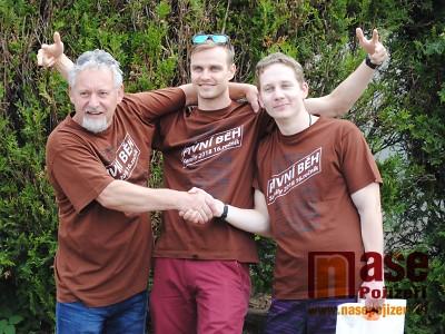 FOTO: Pivní běh v Semilech 2018 vyhrál Matěj Nedomlel
